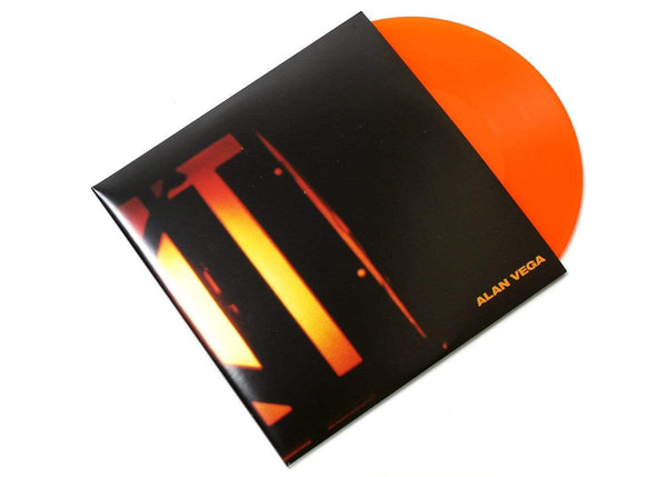Alan Vega - IT (2xLP - Orange Vinyl - Gatefold) Fader Label