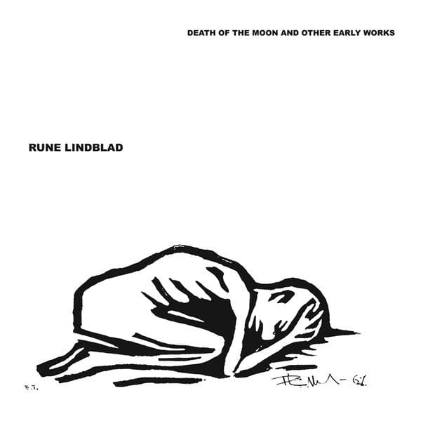 Rune Lindblad - Death Of The Moon & Other Early Works (LP) Fantome Phonographique