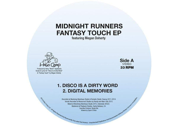 Midnight Runners - Fantasy Touch (Digital) Fat Beats