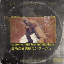 Mr. Green - Supreme Ninja Training Montage (feat. DMX) (Digital) Fat Beats