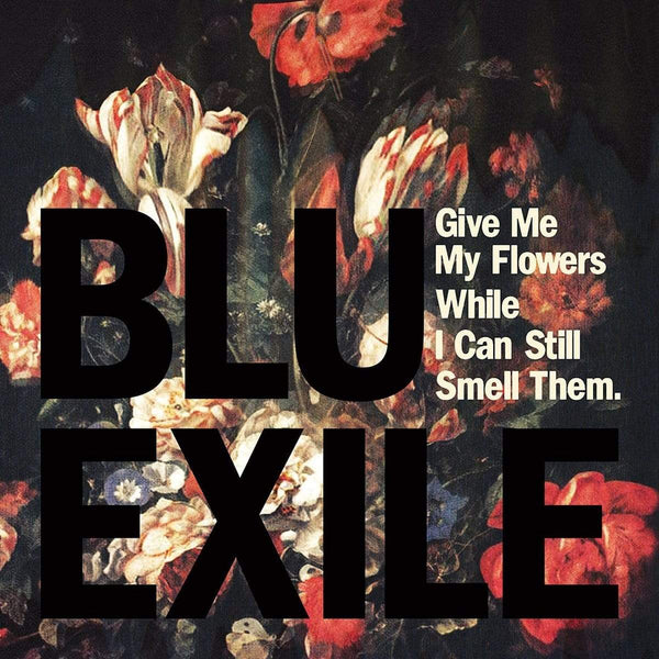 Blu & Exile - Give Me My Flowers While I Can Still Smell Them (2xLP - Red Vinyl + Download Card) Fat Beats Records