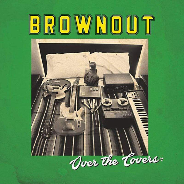 Brownout - Over The Covers (EP)(Digital) Fat Beats Records