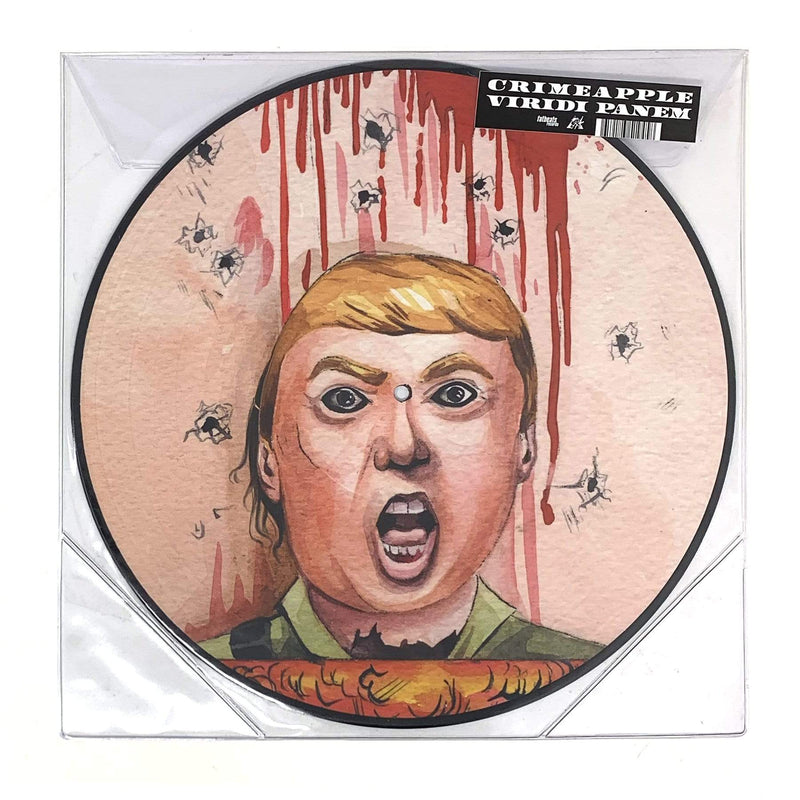 CRIMEAPPLE - Viridi Panem (LP - Picture Disc) Fat Beats Records