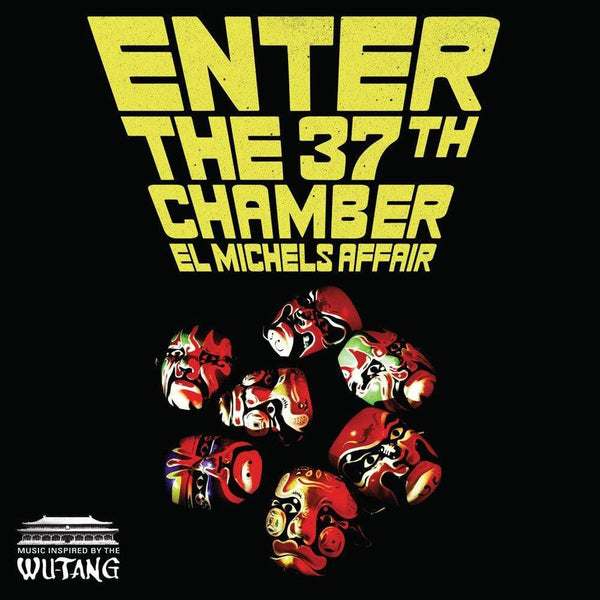 El Michels Affair - Enter the 37th Chamber (LP - Gold Vinyl) Fat Beats Records