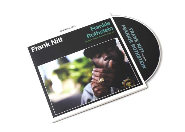 Frank Nitt - Frankie Rothstein (CD) Fat Beats Records