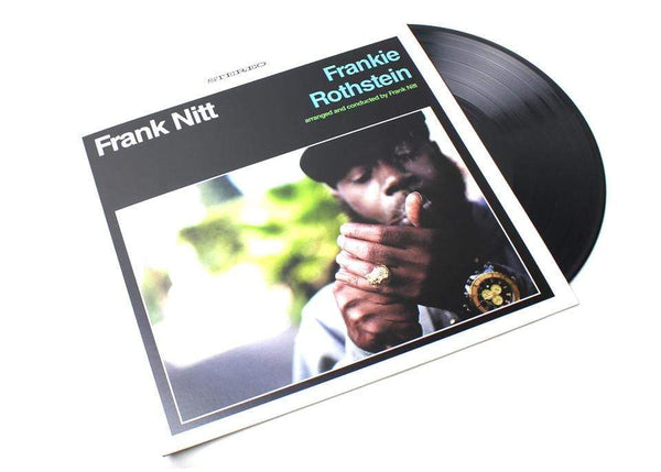 Frank Nitt - Frankie Rothstein (LP) Fat Beats Records