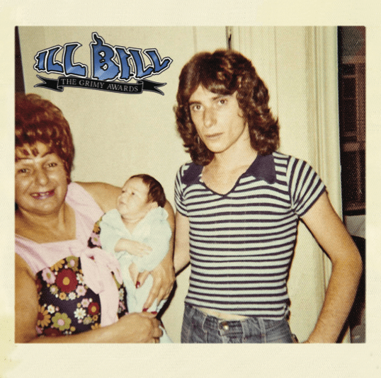 Ill Bill - The Grimy Awards (2xLP - Black Vinyl + DVD + Download) Fat Beats Records
