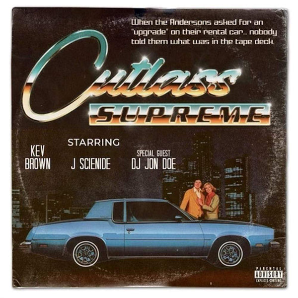 Kev Brown x J Scienide - Cutlass Supreme (Digital) Fat Beats Records