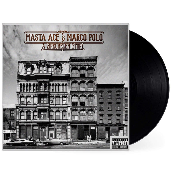 Masta Ace & Marco Polo - A Breukelen Story (2xLP) Fat Beats Records