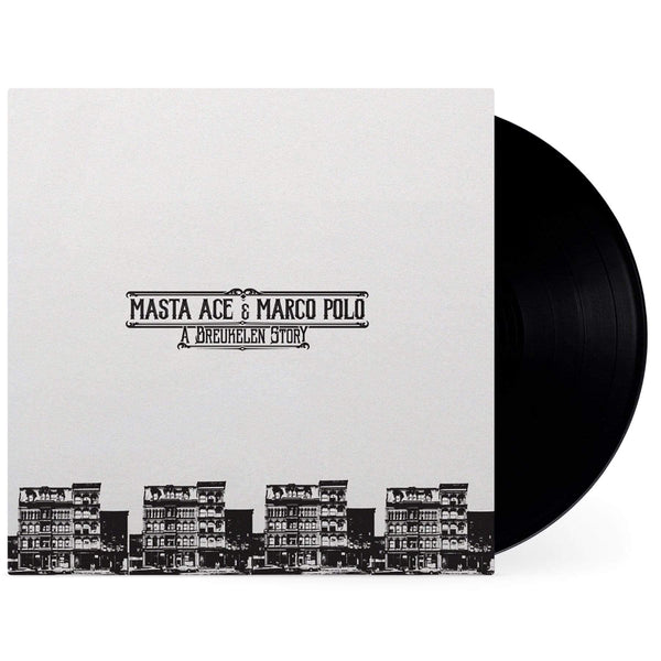 Masta Ace & Marco Polo - A Breukelen Story (2xLP - Test Pressing) Fat Beats Records