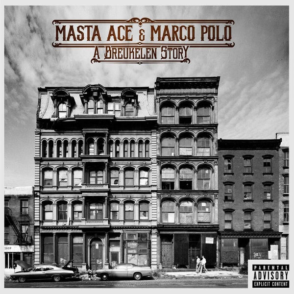 Masta Ace & Marco Polo - A Breukelen Story (CD) Fat Beats Records