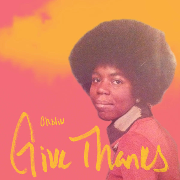 Ohbliv - Give Thanks (LP - White/Pink Swirl Vinyl - Fat Beats Exclusive) Fat Beats Records