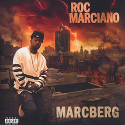 Roc Marciano - Marcberg (CD) Fat Beats Records