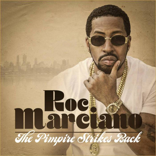 Roc Marciano - The Pimpire Strikes Back (2xLP) Fat Beats Records
