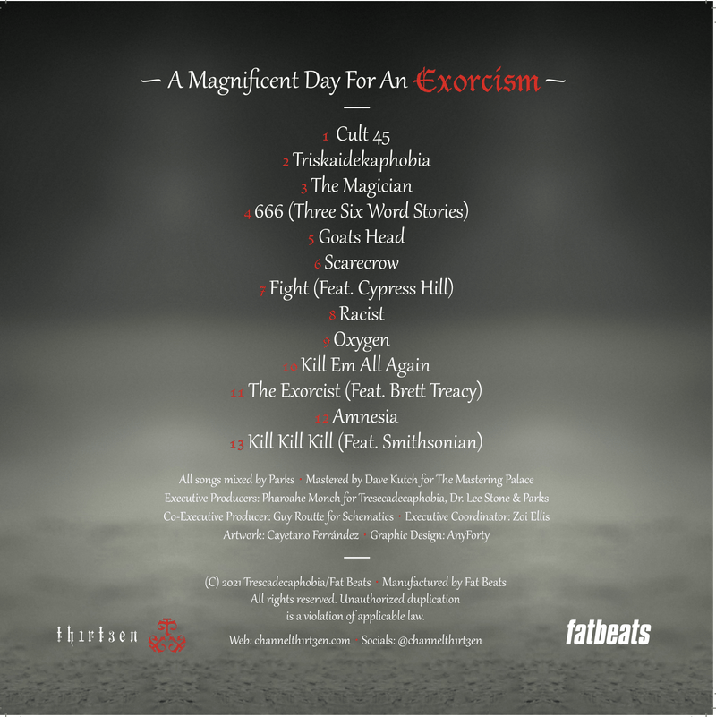 A Magnificent Day For An Exorcism (Digital) Fat Beats Records