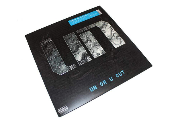 The UN - UN Or U Out (2xLP) Fat Beats Records
