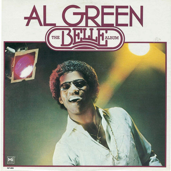 Al Green - The Belle Album (LP) Fat Possum