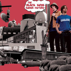 The Black Keys - Rubber Factory (LP) Fat Possum