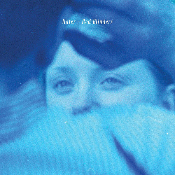 "Hater - Red Blinders (EP - 12"" Vinyl) Fire Records"