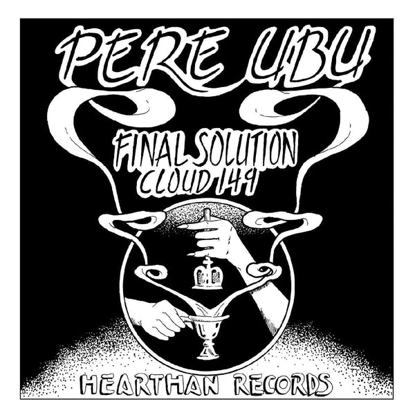 "Pere Ubu - Final Solution (7"") Fire Records"