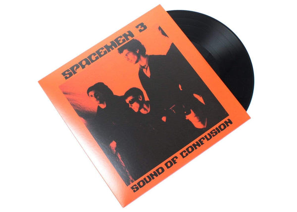 Spacemen 3 - Sound of Confusion (LP - 180 Gram Black Vinyl) Fire Records