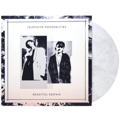 Television Personalities - Beautiful Despair (LP - Black Marbled Vinyl) Fire Records