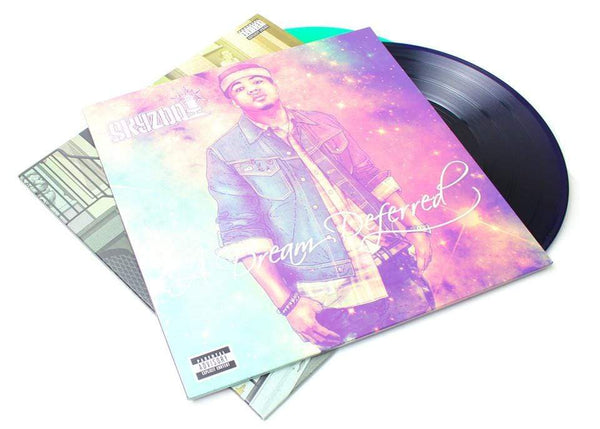 Skyzoo - A Dream Deferred/Music For My Friends: Bundle (2xLPx2 - Purple/Green Vinyl) First Generation Rich