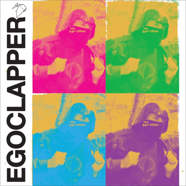 Esoteric - Egoclapper (LP) Fly Casual Creative