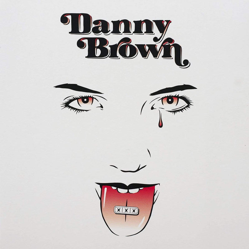 Danny Brown - XXX (CD) Fool's Gold Records