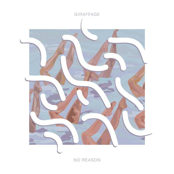 Giraffage - No Reason (EP - White/Purple Swirl Vinyl) Fool's Gold Records