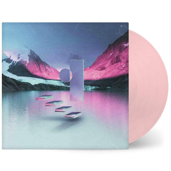 Hoodboi - Breathing Room (EP - Pink Vinyl) Fool's Gold Records