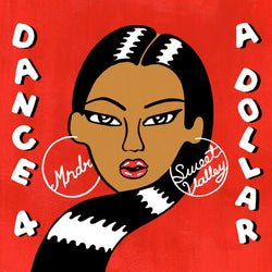 "MNDR & Sweet Valley - Dance 4 A Dollar (10"" - White Vinyl) Fool's Gold Records"