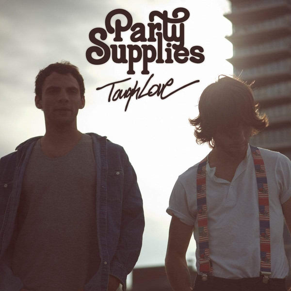Party Supplies - Tough Love (CD) Fool's Gold Records