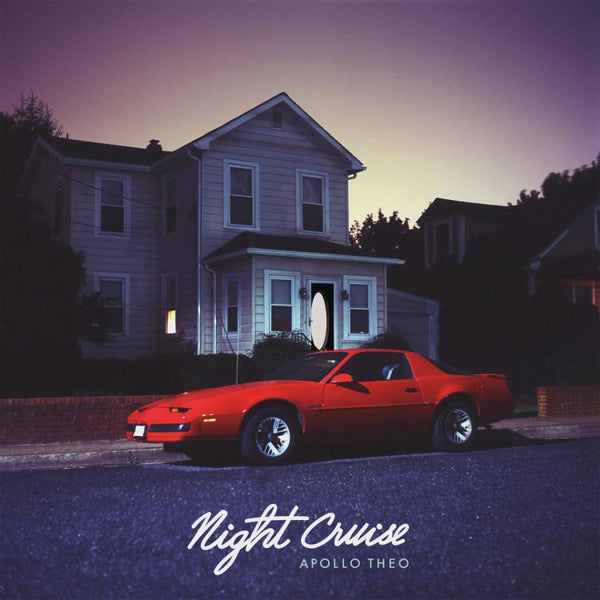 Apollo Theo - Night Cruise (LP) For The Love Of It