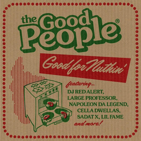 Good People - Good For Nuthin (LP) Fresh Pressings