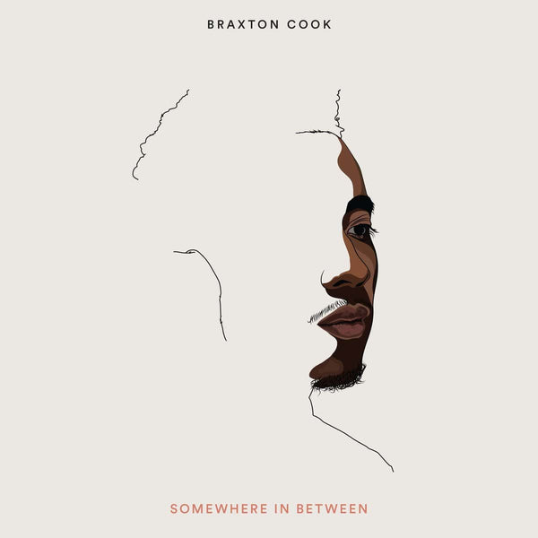Braxton Cook - Somewhere In Between (CD) Fresh Selects