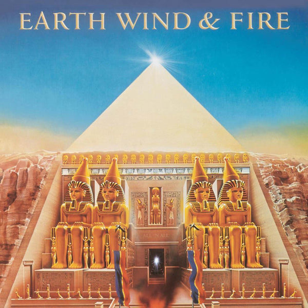 Earth, Wind & Fire - All N All (LP - 180 Gram Gold Vinyl + Poster) Friday Music