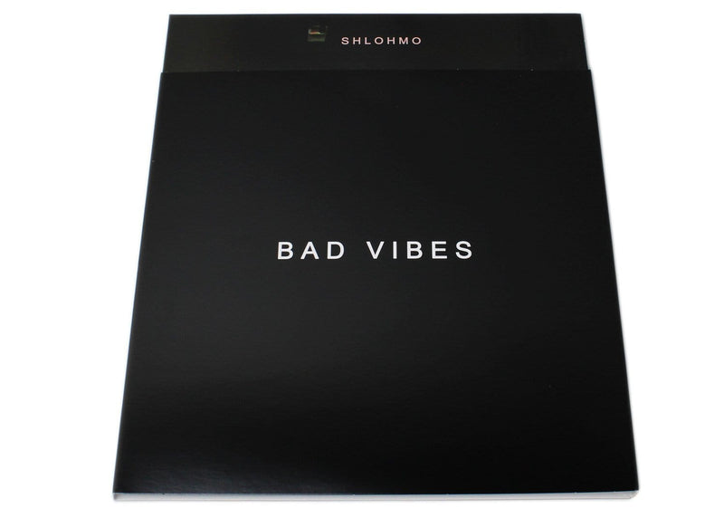Shlohmo - Bad Vibes: 5th Anniversary Reissue (3xLP - Gatefold + Bonus Tracks + Custom O-Card) Friends of Friends