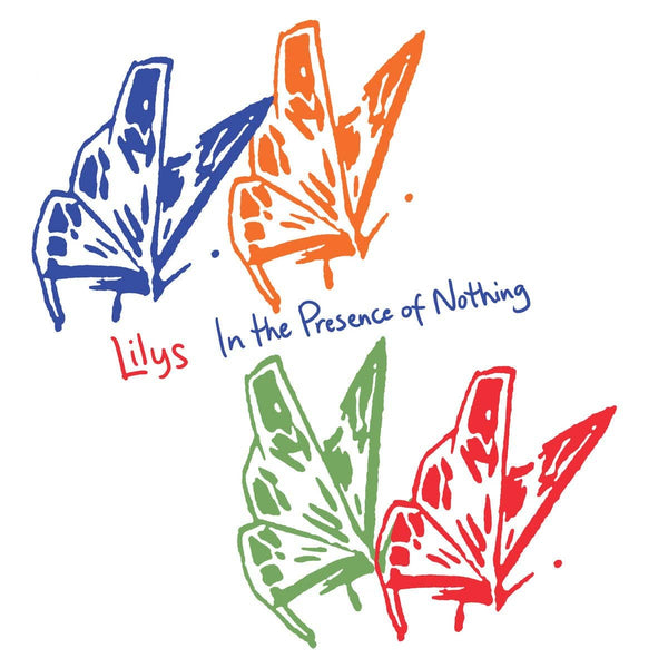 Lilys - In the Presence of Nothing (2xLP - 180 Gram Vinyl - Remaster + Bonus Material + Download Card) Frontier Records