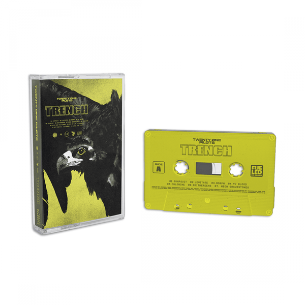 twenty one pilots - Trench (Cassette) Fueled by Ramen