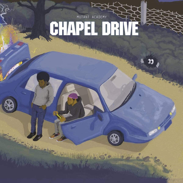 Fly Anakin & Koncept Jack$on - Chapel Drive (CD) FXCK RXP RXCXRDS