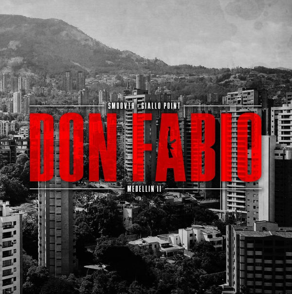 Smoovth & Giallo Point - Medellin Vol. 2: Don Fabio (CD) FXCK RXP RXCXRDS