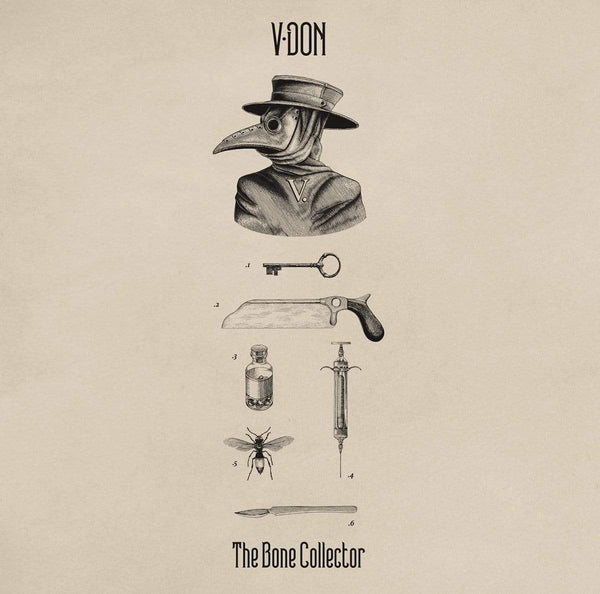 V DON - The Bone Collector (CD) FXCK RXP RXCXRDS