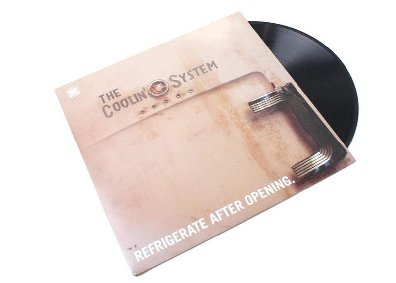The Coolin' System - Refrigerate After Opening (LP + Download Card) G.E.D. Soul Records