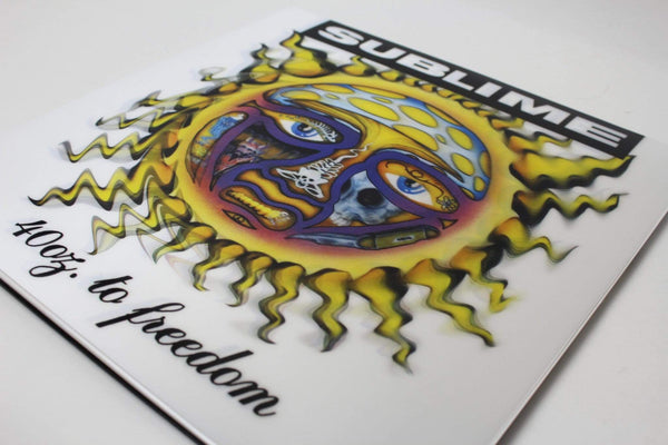 Sublime - 40oz. To Freedom (2xLP - 180 Gram Vinyl - Gatefold + 3D Lenticular Jacket) Geffen/Gasoline Alley