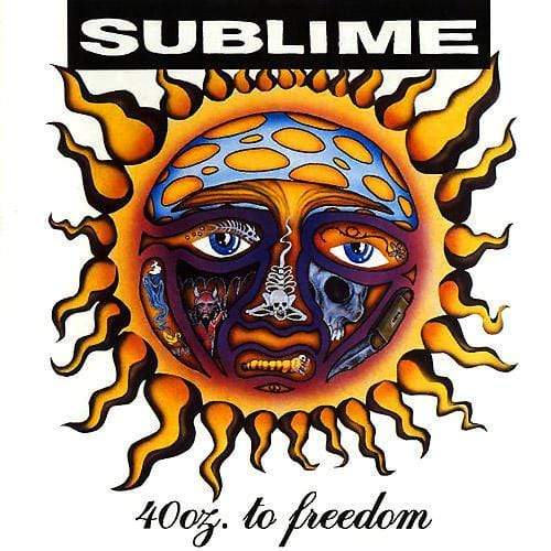 Sublime - 40oz. To Freedom (2xLP - Gatefold) Geffen/Gasoline Alley
