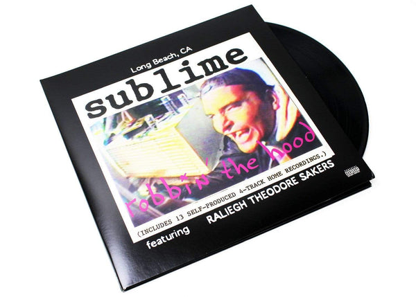 Sublime - Robbin' The Hood (2xLP - Gatefold) Geffen/Gasoline Alley