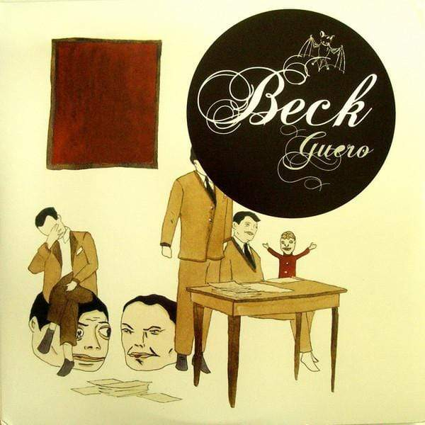 Beck - Guero (LP - Gatefold - Reissue) Geffen Records