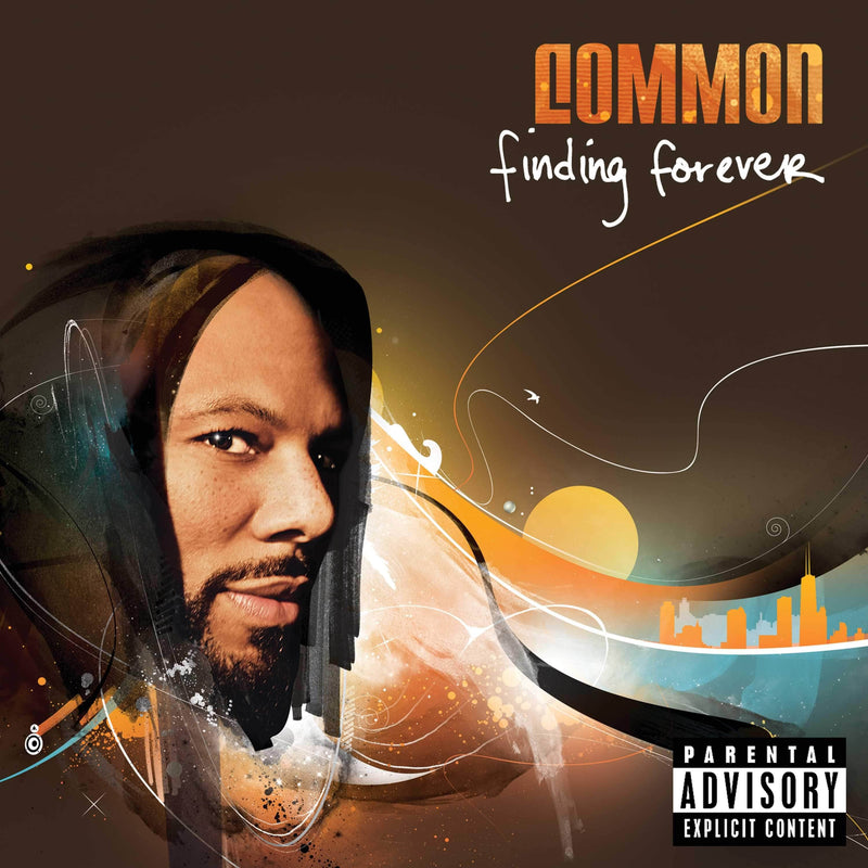 Common - Finding Forever (2xLP) Geffen Records