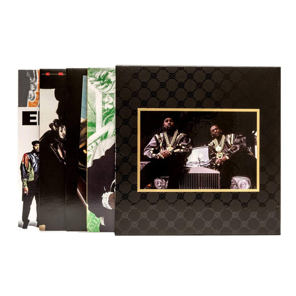 Eric B. & Rakim - The Complete Collection (Boxset - 8xLP + 2xCD + Liner Notes) Geffen Records